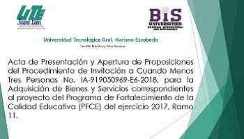 Acta PFCE