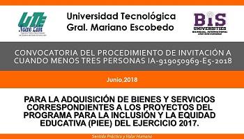 CONVOCATORIA 28062018